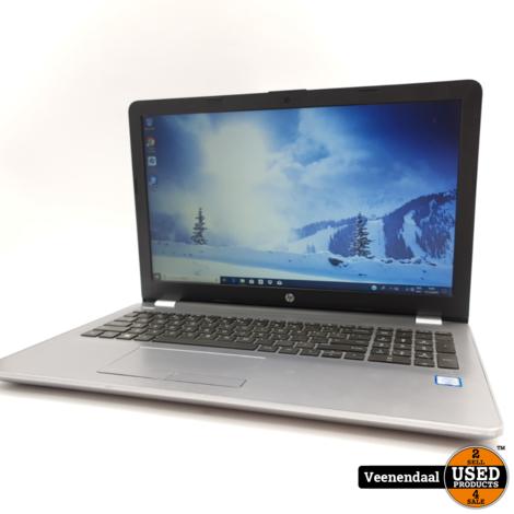 HP 250 G6 128 GB SSD Schijf i3 6e Generatie - In Goede Staat