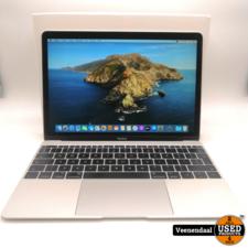 Apple Apple MacBook 2016 12inch Retina - In Nette Staat