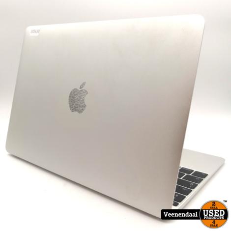 Apple MacBook 2016 12inch Retina - In Nette Staat