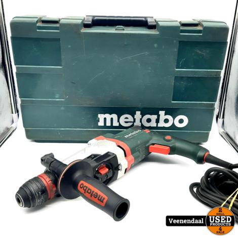 Metabo KHE 2860-2 Quick Klopboormachine 1100Watt - In Goede Staat