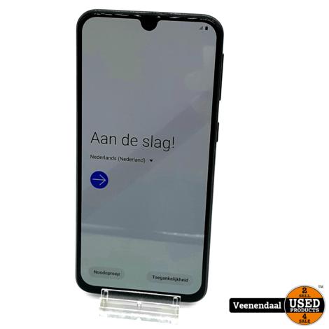Samsung Galaxy A40 64 GB 2019 Blauw - In Nette Staat