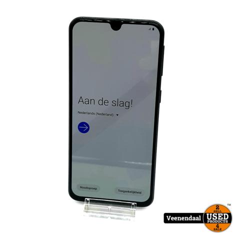 Samsung Galaxy A40 64 GB Blauw - In Nette Staat