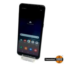 Samsung Samsung Galaxy A8 (2018) 32 GB Zwart - Zo Goed Als Nieuw!