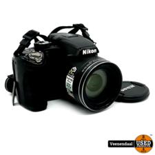 Nikon Nikon Coolpix P510 16.1MP Zwart - In Goede Staat