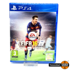 Sony Playstation 4 FIFA 16 - PS4 Game - Nieuw In Seal