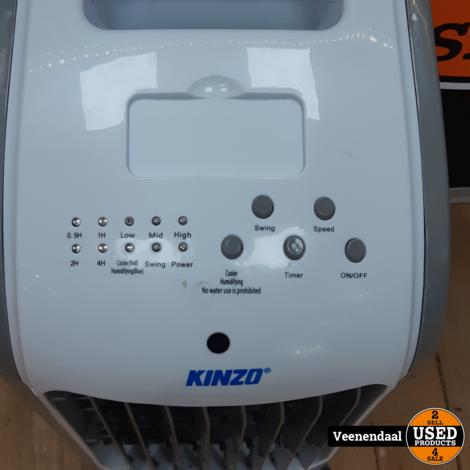 Kinzo BL-168DLR Waterkoeler - In Goede Staat