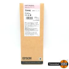 Epson Epson Light Magenta Cartridge T5446 - Nieuw