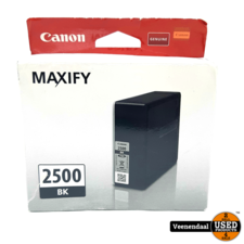canon Canon Maxify 2500BK Cartridge - Nieuw