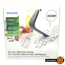 Philips Philips Handmixer 450Watt - Nieuw