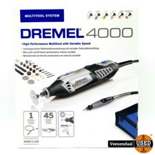 Dremel Dremel 4000 Multitool 175Watt - Nieuw in Doos