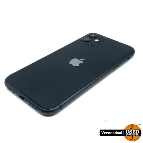 Apple iPhone 11 64GB Space Gray - INRUIL MOGELIJK!