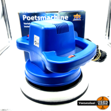 Topcraft Topcraft Poetsmachine 240mm - Nieuw