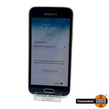Samsung Samsung Galaxy S5 Mini 16GB Zwart - In Goede Staat