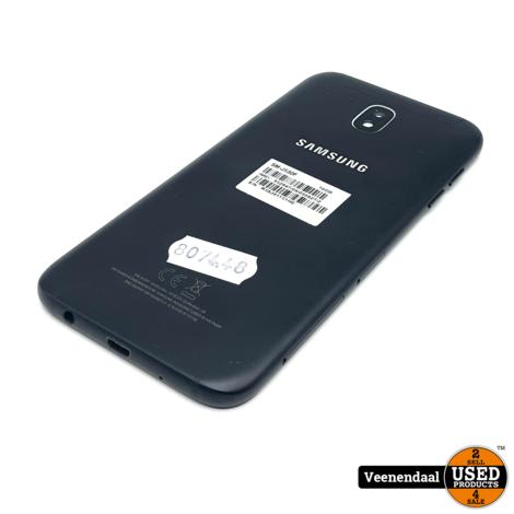 Samsung Galaxy J5 2017 16GB Zwart - Incl. Garantie