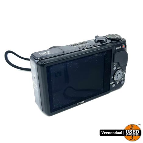 Sony Cybershot DSC-HX9V 16.2MP - In Goede Staat