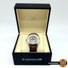 Earnshaw Earnshaw Armagh ES-8037-04 Heren Horloge - In Goede Staat