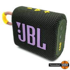 JBL JBL GO3 Groen Bluetooth Speaker - In Goede Staat