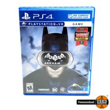 Sony Playstation 4 Batman Arkham VR - PS4 Game
