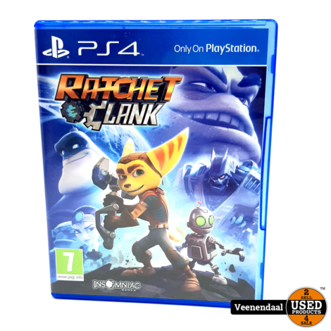 Ratchet & Clank - Ps4 Game