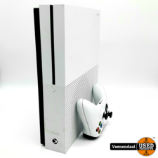 Microsoft Microsoft Xbox One S 500GB - In Goede Staat