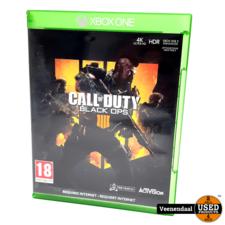 Microsoft Call Of Duty Black Ops 4 - Xbox One Game