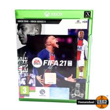 Microsoft FIFA 21 - Xbox One Game