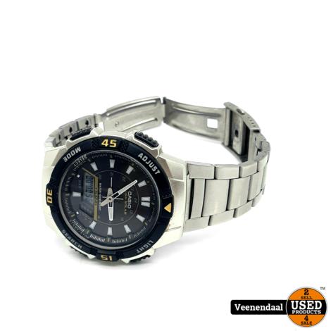 Casio AQ-S800W Heren Horloge - In Goede Staat