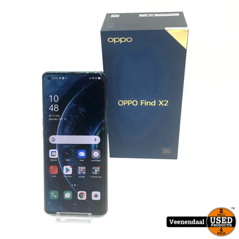 Oppo Find X2 256GB 5G Ocean - In Goede Staat