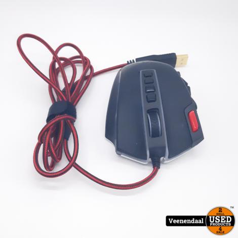 Redragon Legend M990 RGB Gaming Muis - In Nette Staat
