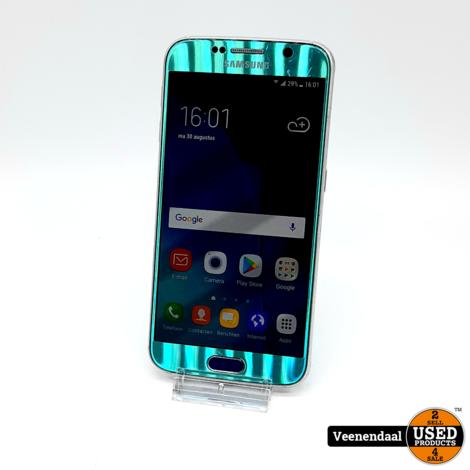Samsung Galaxy S6 32GB - In Gebruikte Staat