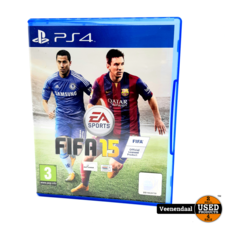 Sony Playstation 4 Fifa 15 - PS4 Game