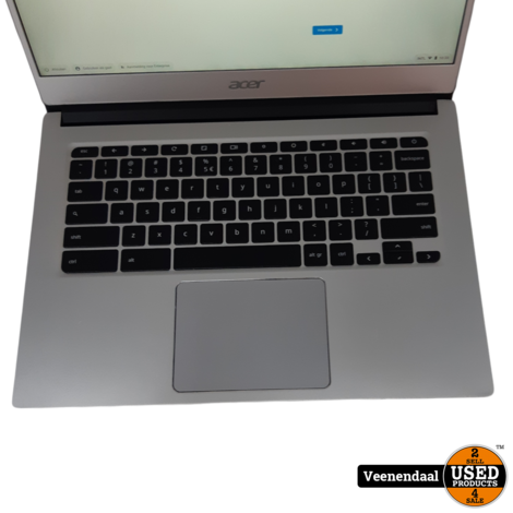 Acer Chromebook CB514 4GB - 14 Inch -In Goede Staat