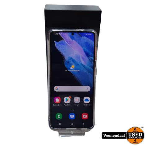 Samsung Galaxy S21 5G 128GB Wit - In Nieuwstaat INRUIL MOGELIJK!