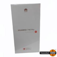 Huawei Huawei P40 Pro 5G 256GB - NIEUW IN SEAL