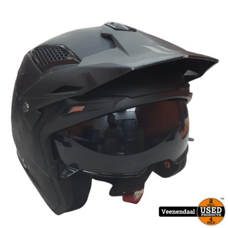 Mt Helmets District Sv Solid A1 Helmet Matt