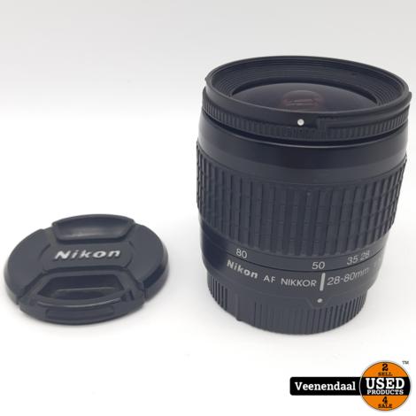 Nikon AF Nikkor 28-30mm - Zo Goed Als Nieuw!