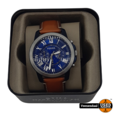 Fossil Fossil Grant horloge FS5151 - In Nette Staat