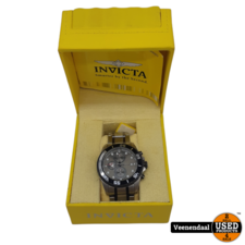 Invicta Invicta Specialty 17016 Zilver - In Goede Staat