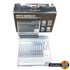Behringer Behringer Xenyx X2442USB Mixer - In Nette Staat