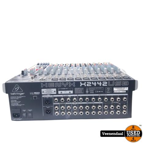 Behringer Xenyx X2442USB Mixer - In Nette Staat