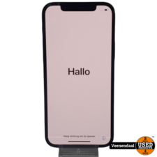Apple Apple iPhone 12 64GB Blauw - Accu 100% + Apple Care Garantie