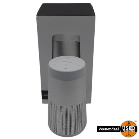 Bose SoundLink Revolve - Grijs - In Nette Staat