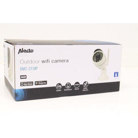 Alecto Outdoor Wifi Camera DVC-215P