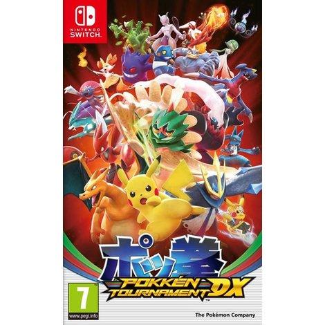Pokken Tournament DX Nintendo Switch