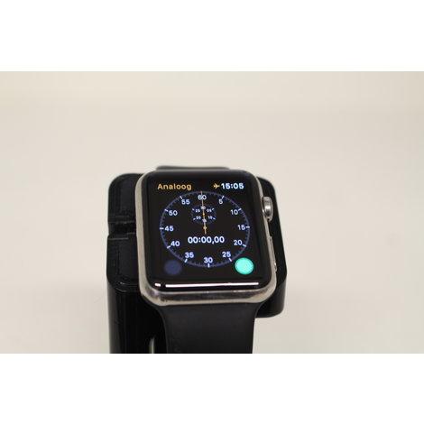 Apple Watch Serie 1 42MM + Oplaaddock