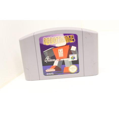 Robotron 64 Nintendo 64