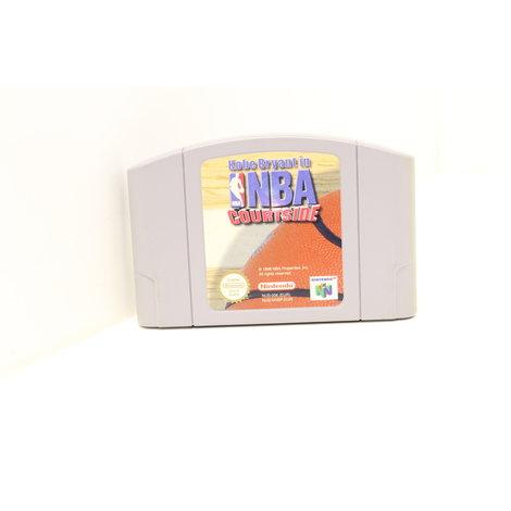 NBA Courtside Nintendo 64