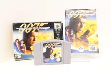 Nintendo 007 The world is not enough Nintendo 64