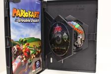 Mariokart Double Dash / The Legends of Zelda included Nintendo Gamecube