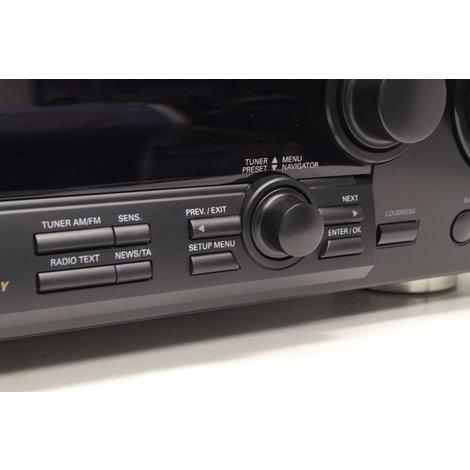 Philips Surround Receiver FR740 Zwart